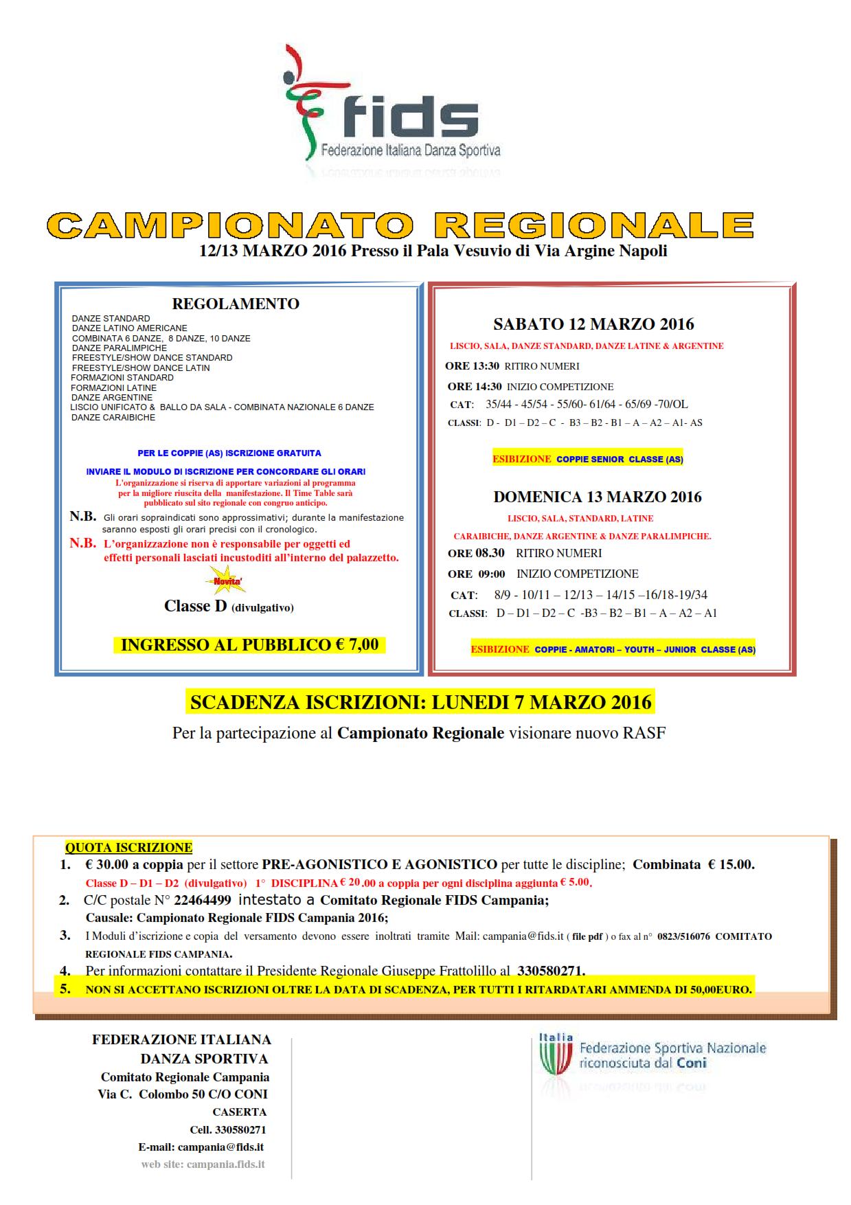 VOLANTINO CAMPIONATO REGIONALE DI MARZO_001_0
