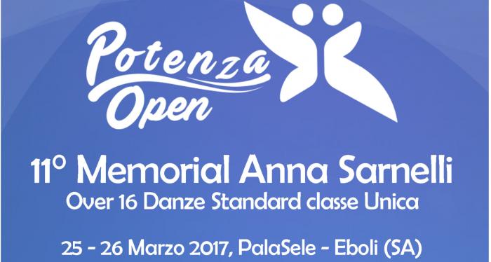 Potenza Open  25/26 Marzo 2017 Palasele di Eboli (SA)