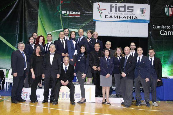 Campionato Provinciale Avellino-Benevento-Caserta-Napoli