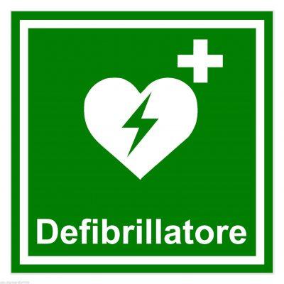 Defibrillatore per le società sportive dilettantistiche
