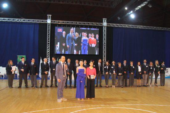 Campionato Regionale 21-22 Aprile Danze Artistiche