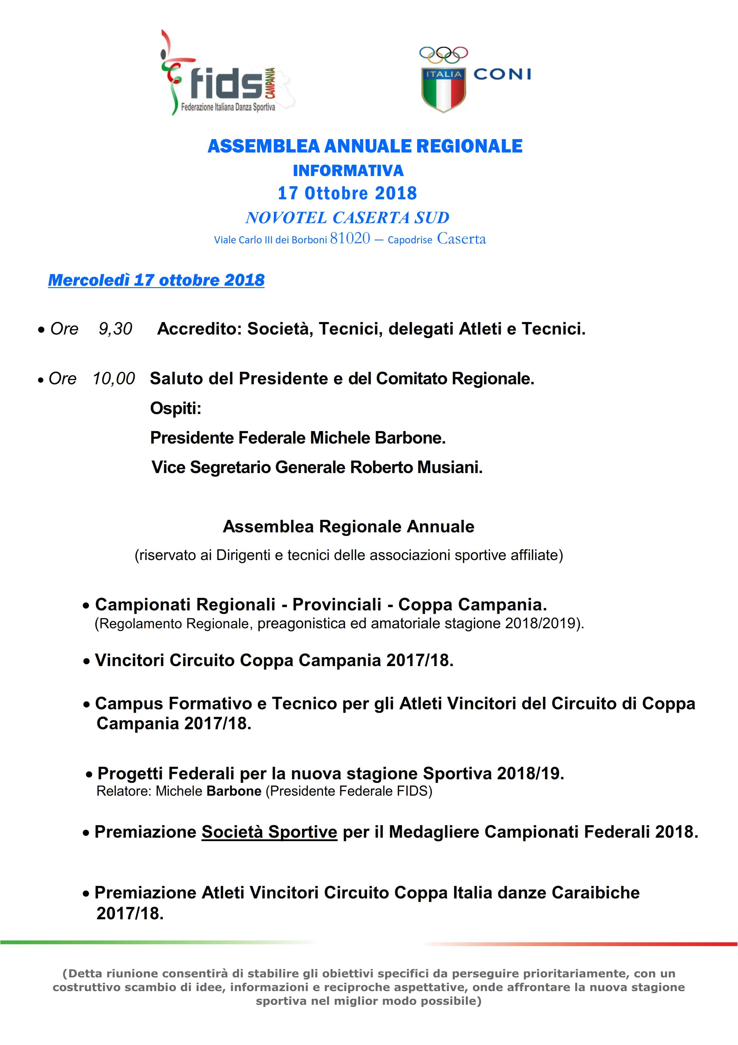 17 OTTOBRE 2018 CONGRESSO REGIONALE_001