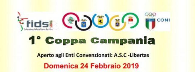 1° COPPA CAMPANIA 24 FEBBRAIO 2019