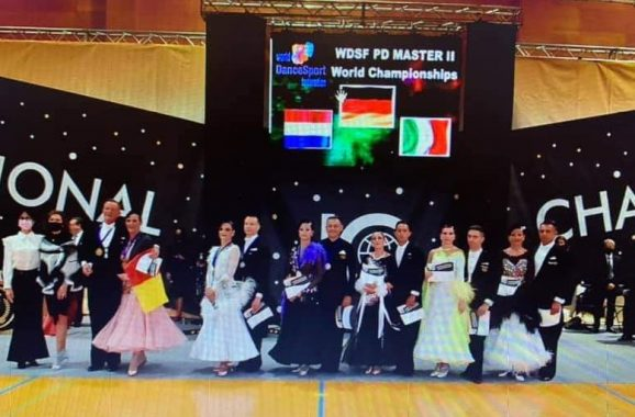 Campionato del mondo PD Standard Koper (Slovenia) Atleti Campania in finale