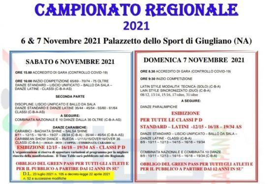 BANNER CAMPIONATO REGIONALE GIUGLIANO