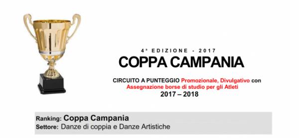 Norme Circuito Coppa Campania 2017-2018 banner
